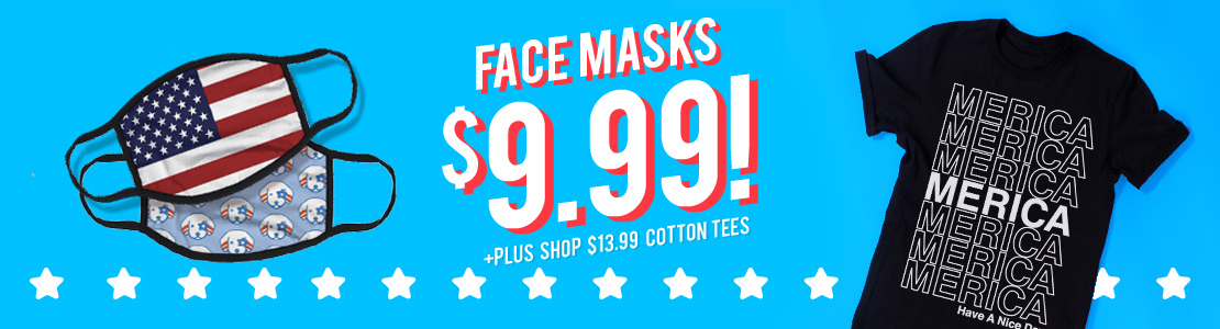 Shop Facemasks