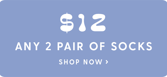 View our Best Selling Socks