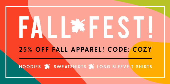 View our Best Selling Products - Hoodies and Sweatshirts an Extra 25% Off