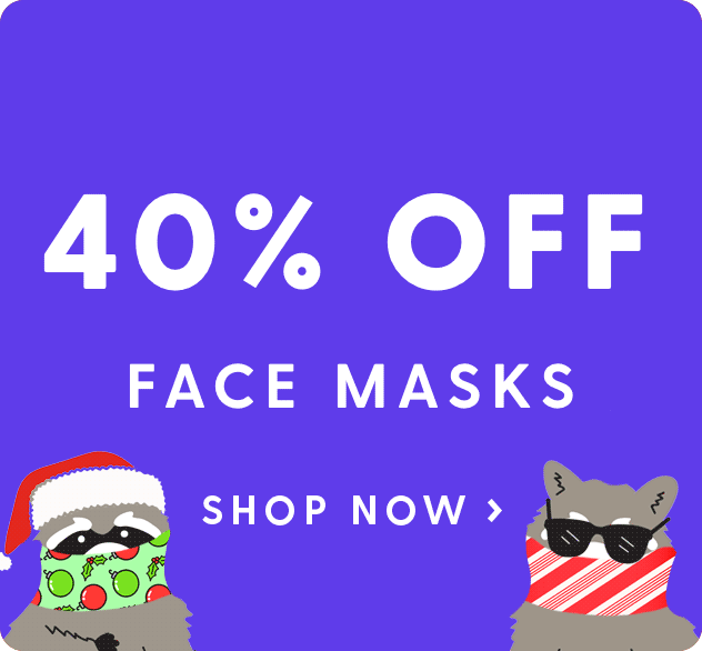 View our Best Selling Face Masks
