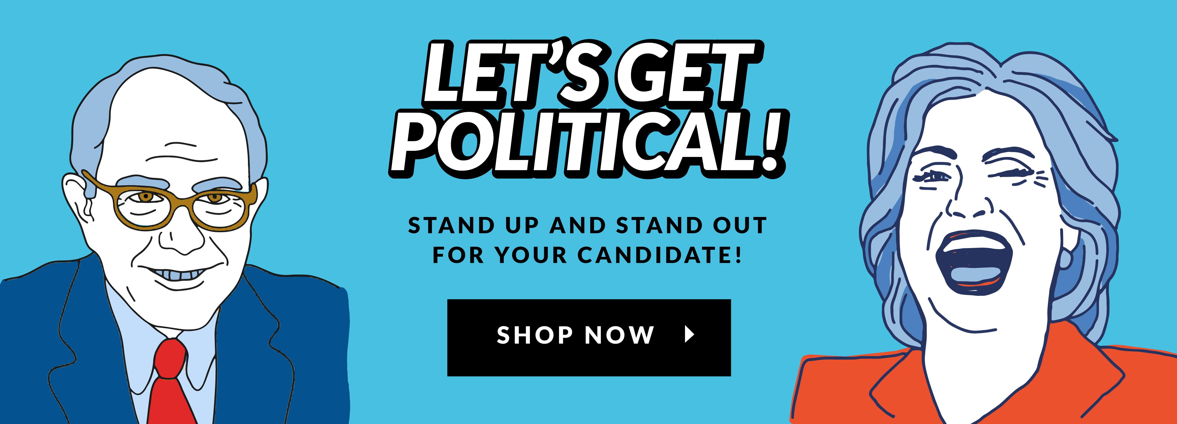 Let's Get Political! - Look HUMAN