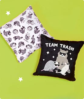 Trash Animals