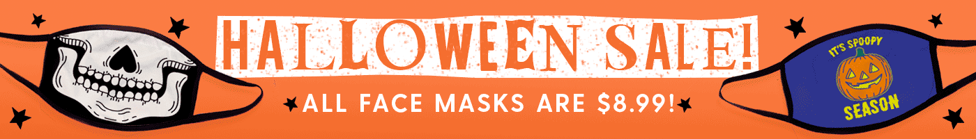 View our best selling Facemasks - All $8.99