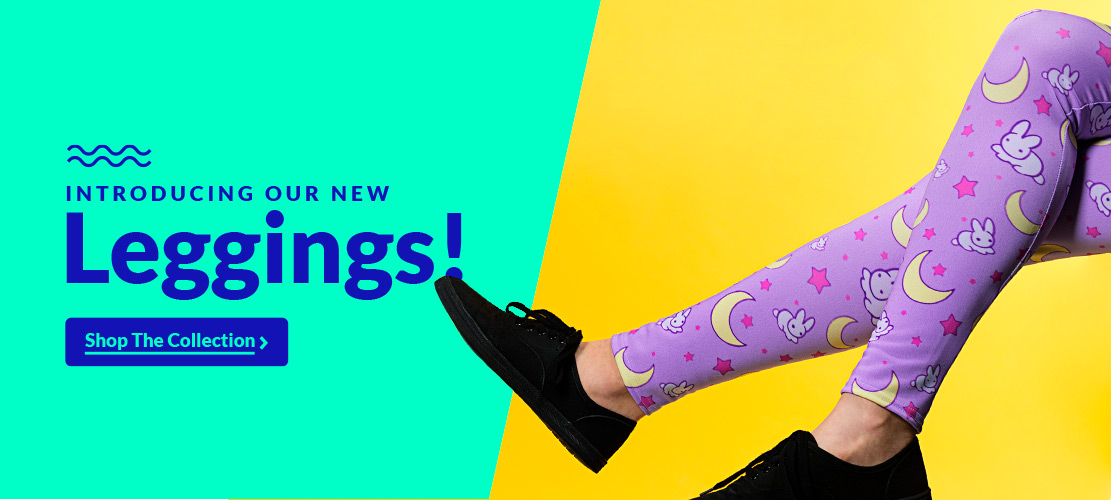 Introducing Leggings! - Look HUMAN