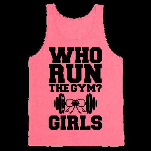 Girls Run the Gym